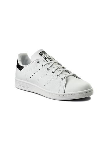 adidas M20325-K Stan Smıth Erkek Spor Ayakkabı Beyaz Beyaz